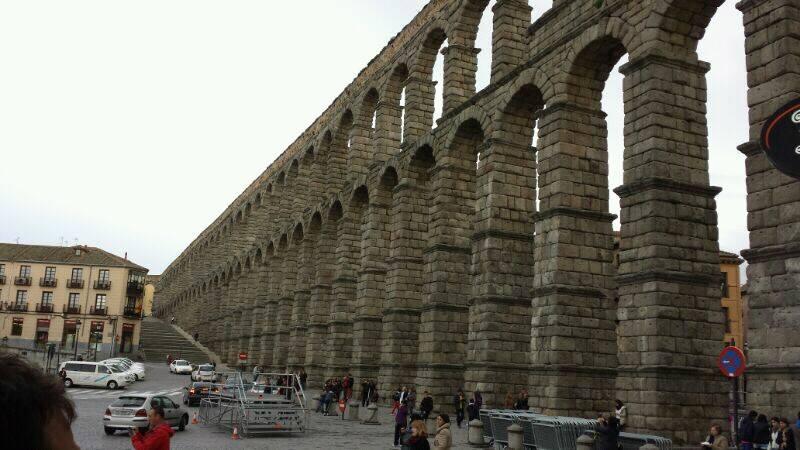 Paseando por Segovia...